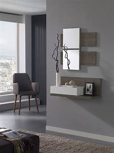 etagere murale d39entree With meuble d entree original