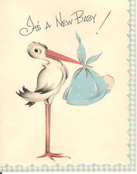 adorable vintage card baby cards crafts