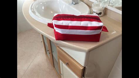 pochette de toilette femme couture madalena coudre une trousse de toilette