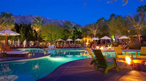 palm springs best hotels palm springs california