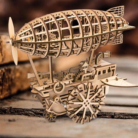 robotime australia airship diy kits