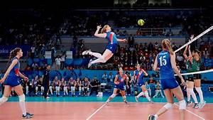 TOP 50 Best Women's Volleyball Spikes | 3rd Meter Spike ...