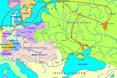 impero ottomano cartina l espansione russa sotto caterina ii www migrazioni