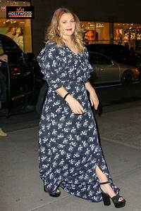 Hollywood Smile Drew Barrymore Down 25 Lbs And Loving Her Body