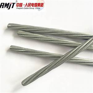 China Ground Wire Galvanized Steel Cable
