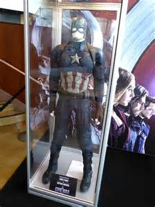 Civil War Captain America Movie Costume