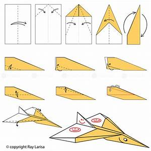 Origami Jet Instructions Probuch
