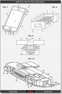 Apple Wins Patents For No