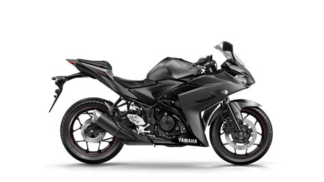 2016 Yamaha Yzf-r3 Received New Paint Scheme And Graphics
