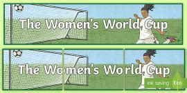 * New * Lks2 Women's World Cup Football Code Breaker Differentiated