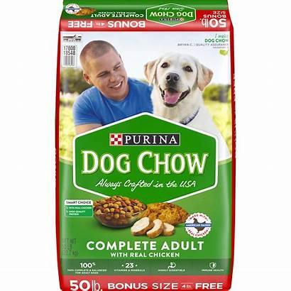 Dry Purina Chow Dog Bag Lb Complete