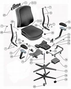 Herman Miller Celle Chair Parts - Authorized Retailer And Warranty Service Center