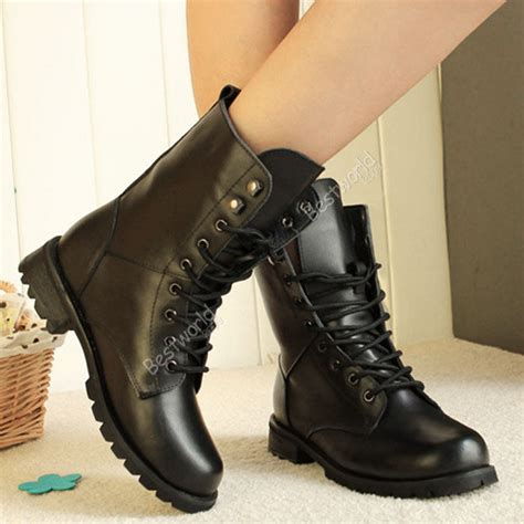 ladies short biker boots 2014 fashion winter woman ladies motorcycle boots vintage