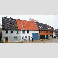 Bunte Alte Kleine Häuschen Foto & Bild Architektur