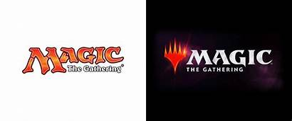 Magic Gathering Before Logos Spotted Em Brand
