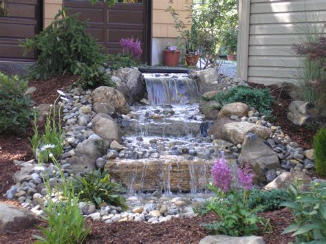 pondless fountains ponds and waterfalls