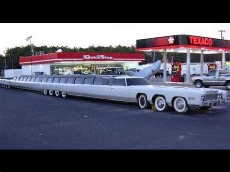 worlds best truck world 39 s longest car the limousine youtube