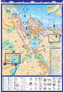 Stavanger Stavanger City Map Norway PDF Maps