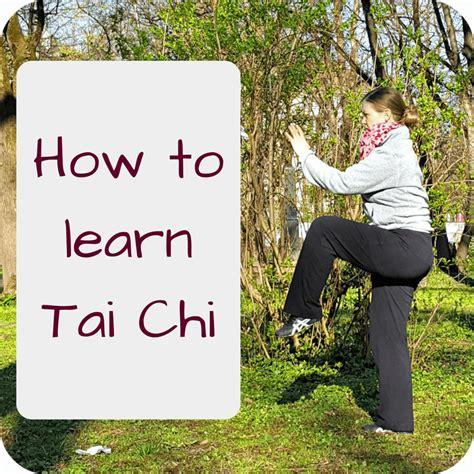 thoughts    learn tai chi chuan taijiquan