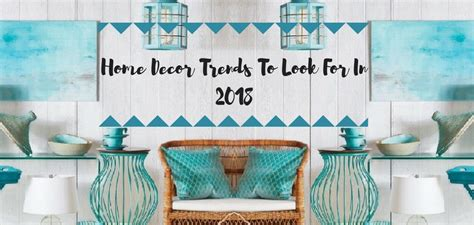 The Home Decor Trends To Look For In 2018 | Posts by ...