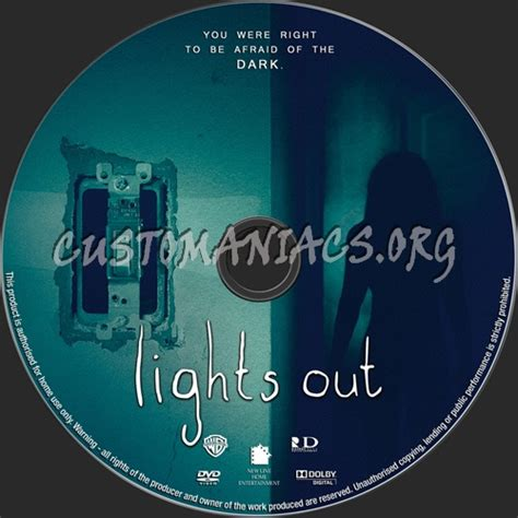 Lights Out Cover by Lights Out Dvd Label Dvd Covers Labels By Customaniacs