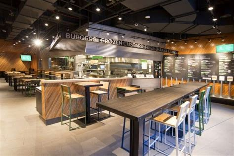 shake shack interior   Google Search   Restaurants & Bars