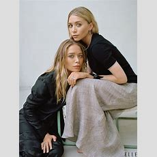 Marykate & Ashley Olsen Talk 10 Years Of The Row With Elle