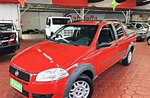 Fiat Strada Working 1 4  Flex   Cabine Dupla  2011  2011 - Sal U00e3o Do Carro