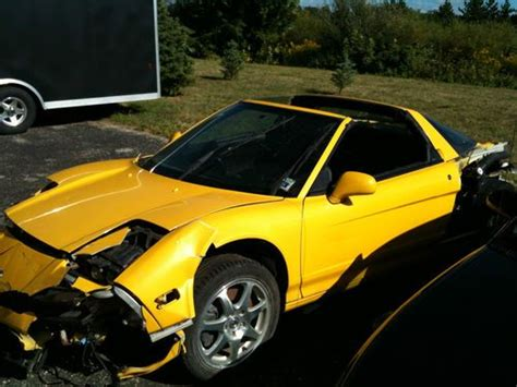 2001 Acura Nsx For Sale by Find Used 2001 Acura Nsx T 6 900 No Reserve 10k