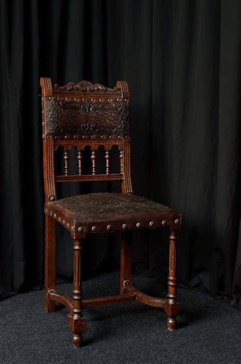 dessus de chaises chaises style henri ii métissage matières