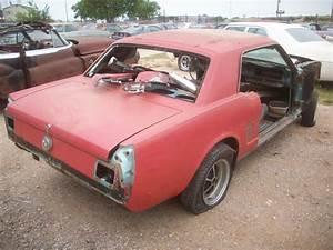 1966 Ford Mustang Parts Car 8