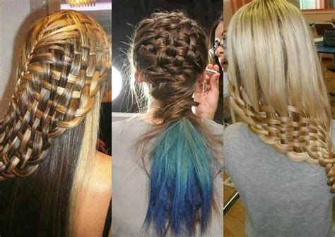 awesome basket weave braids hairstyles hairdrome com