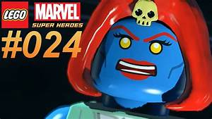 LEGO MARVEL SUPER HEROES #024 Mystique ★ Let's Play LEGO ...