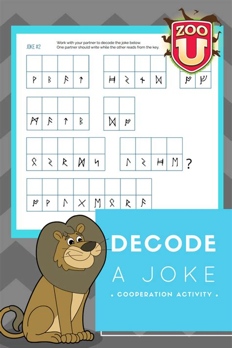 joke activities decode cooperation emotional social learning students elementary math cooperative skills centervention kind birds decoding activity middle student work