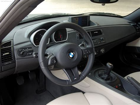 Bmw Z4 M Coupe Picture # 57 Of 65, Interior, My 2006