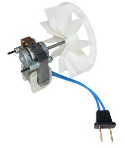 broan replacement bath ventilator motor and blower wheel