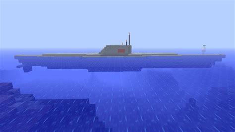 Minecraft U Boat Mod by Minecraft U Boat Side View By Indeepschit On Deviantart