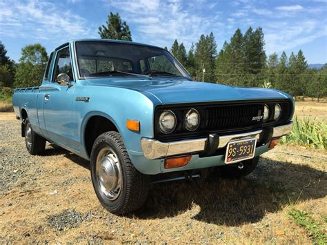Datsun 620 King Cab by Restored King Cab 1979 Datsun 620