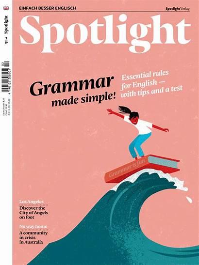 Spotlight Grammar Simple Pdf