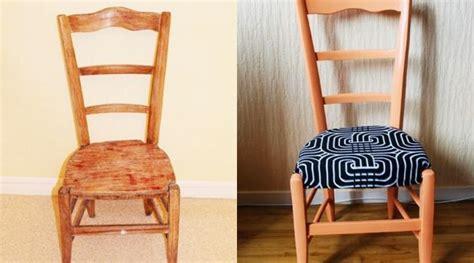 recouvrir une chaise en paille 20 idées pour relooker une chaise hellocoton