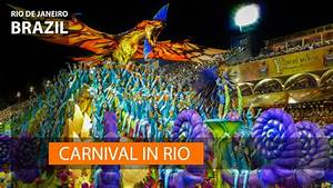 Top 5 Carnival Festival around the World in 2017 | Trabeauli