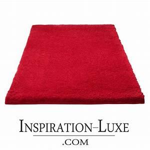 Tapis Ikea Rouge : tapis de salle de bain de prestige rouge ~ Teatrodelosmanantiales.com Idées de Décoration