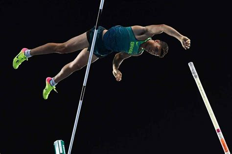 Fotos Da Prova De Thiago Braz, Medalha De Ouro No Salto