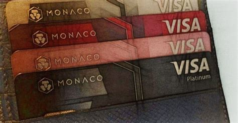 The monaco visa card is a debit card that allows customers to load up funds by selling their crypto holdings on the monaco app. Monaco Coin Could Skyrocket After Showing Their Visa Cards | CryptoPost