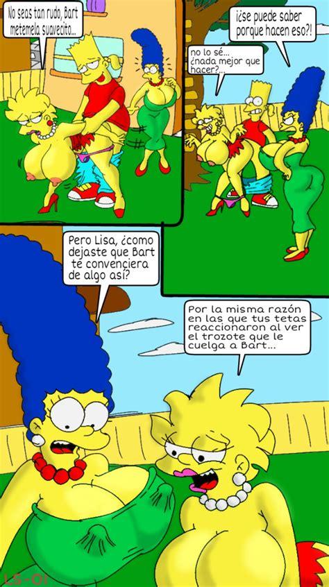 Los Simpsons En Sin Escape Javichuparadise Com