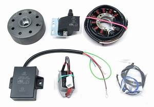 Generator  U0026 Ignition System For Ducati Bronco 125 And 125 Sport