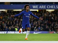 Willian Man Utd transfer agreed and awaiting Chelsea green