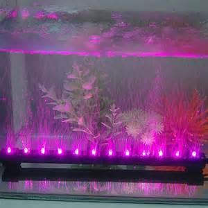 Light Pink Curtain by Pink Led Aquarium Fish Tank Airstone Bubble Light