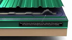 How To Install Union U0026 39 S Masterrib Metal Roofing Panels