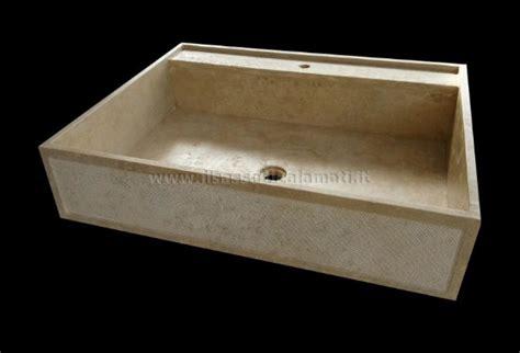 lavelli bagno da appoggio lavelli da cucina in marmo e travertino misure